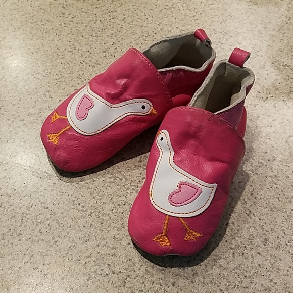 JoJo Maman Bebe Shoes | Pink Leather